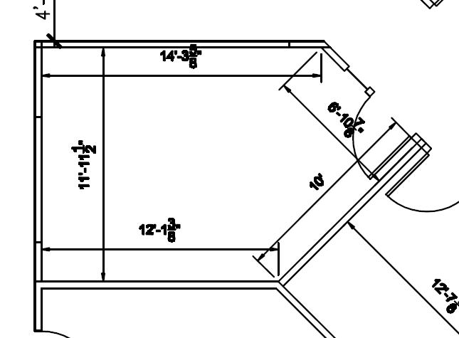 Office 2853 with Dimensions