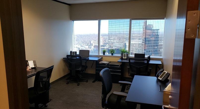 Office 2804 Towards Window Left