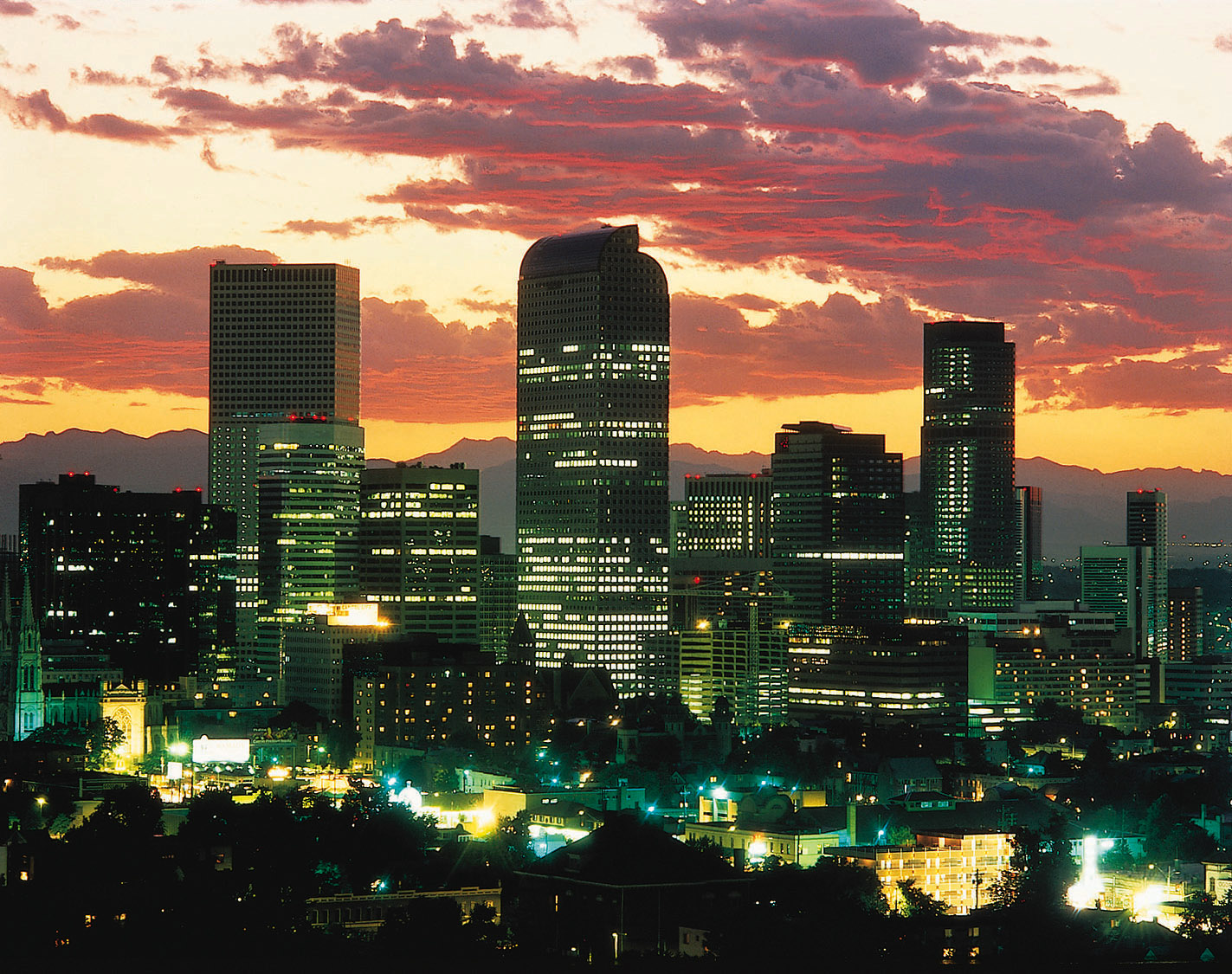 Food And Shopping In Downtown Denver YourOffice Denver